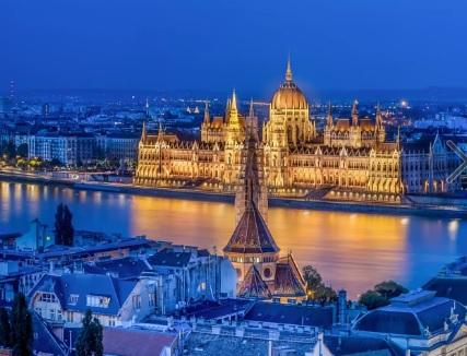 Будапешт і Відень