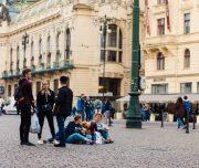 Фото Прага Діти