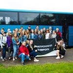 Школярі 11 клас за кордоном