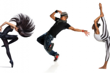 Танцювальний конкурс в Празі