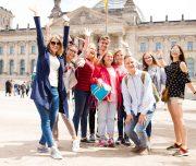 Фото школярі у Берліні