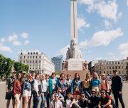 Фото Випускний в Європі