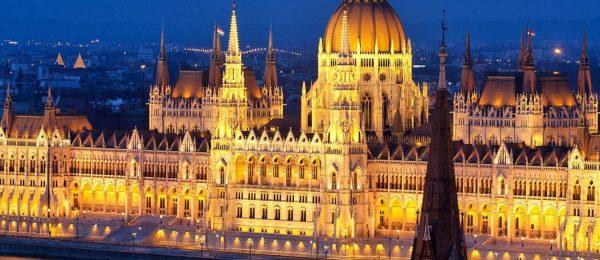 Вечірній Будапешт