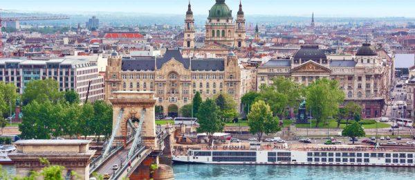 Будапешт на випускний
