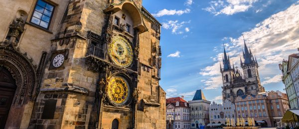 Тур в Прагу