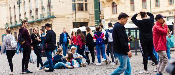 Школярі в Чехії