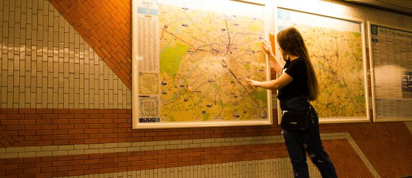 Екскурсія в Парижі