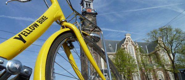 Велоспорт в Амстердамі