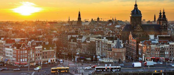 Екскурсія в Амстердамі