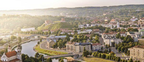 Випускний у Вільнюсі