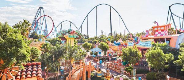 Portaventura парк розваг