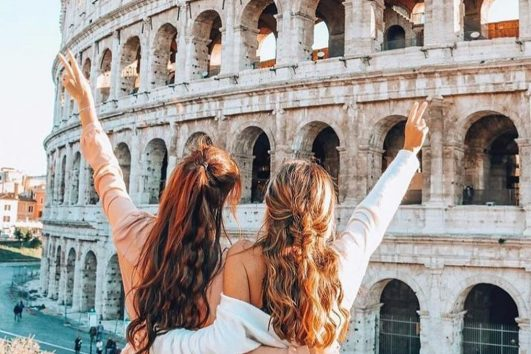 Випускний в Італії